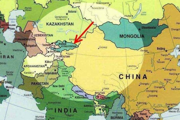 Growing divergences and regional disintegration in central Asia 12