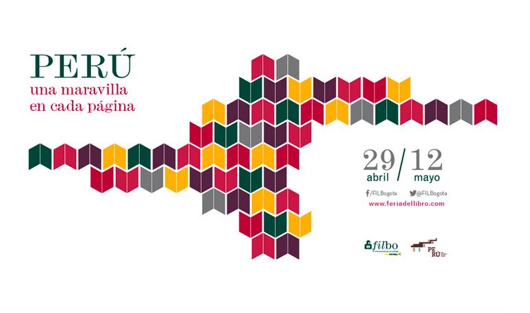 © «Pérou, une merveille à chaque page», Feria Internacional del Libro de Bogotá