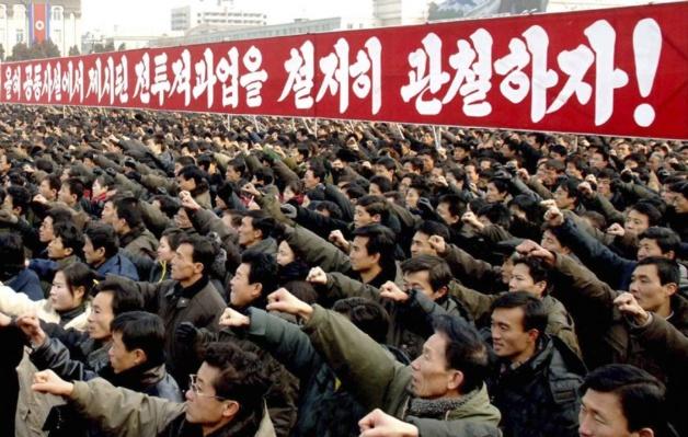 Photo credit : Reuters/KCNA