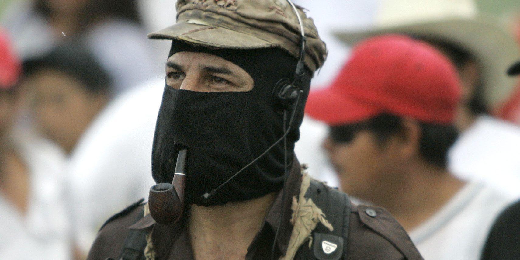 """Mexique : le sous commandant Marcos annonce qu'il """"cesse d'exister"""""""