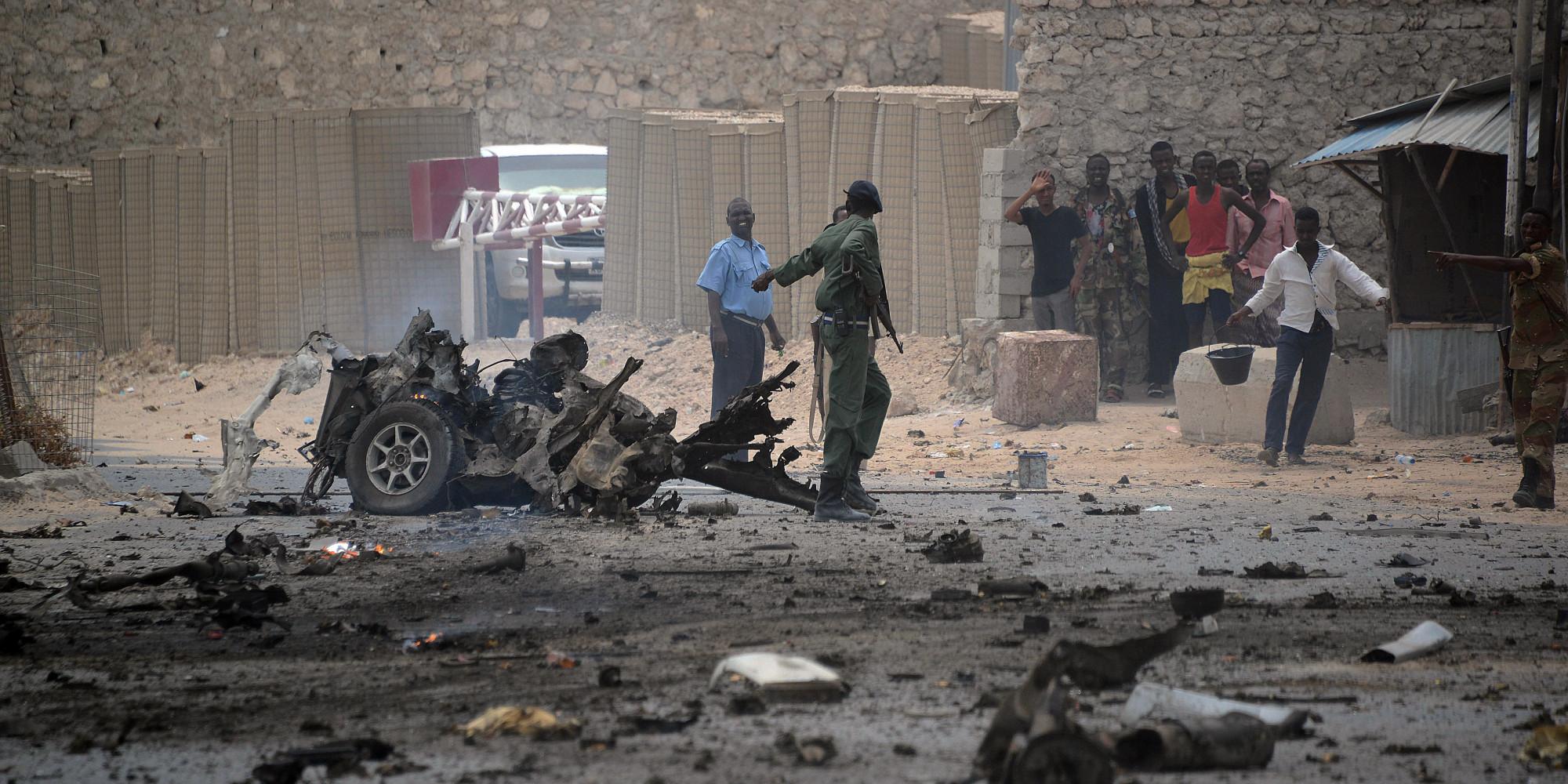 Somalie : chronique d'un Etat failli