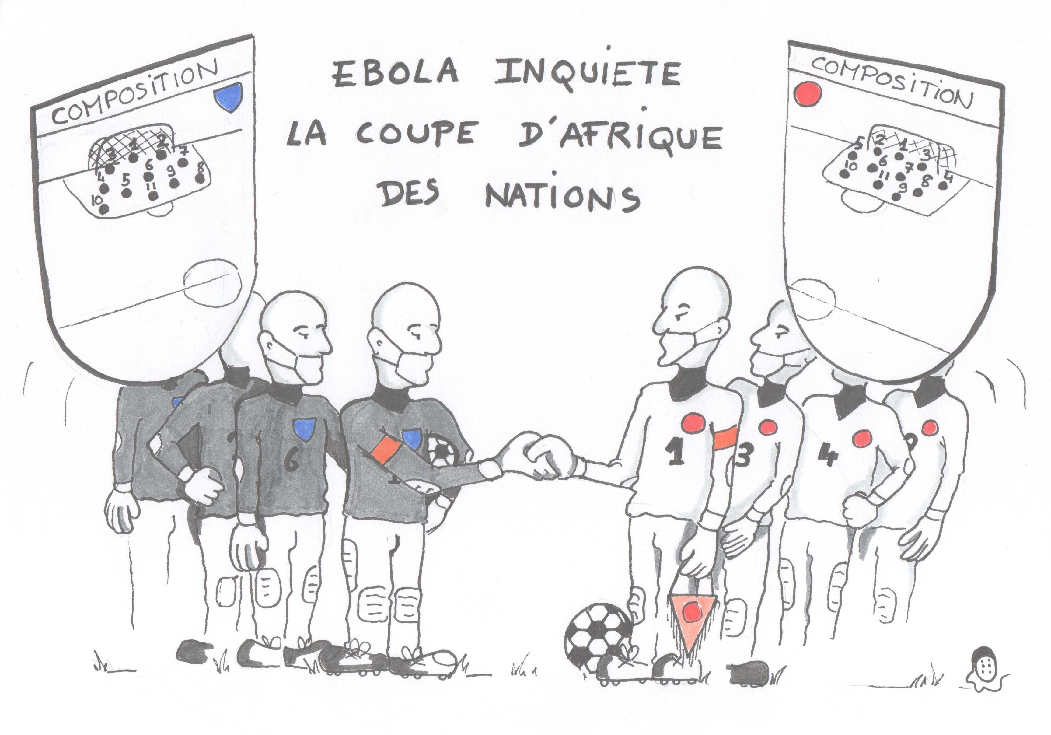 Ebola inqui te la coupe d 39 afrique des nations - Prochaine coupe d afrique des nations ...