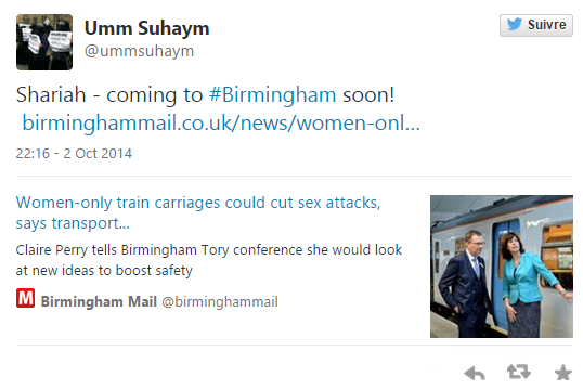 Londres : bientôt des wagons réservés aux femmes dans les métros ?