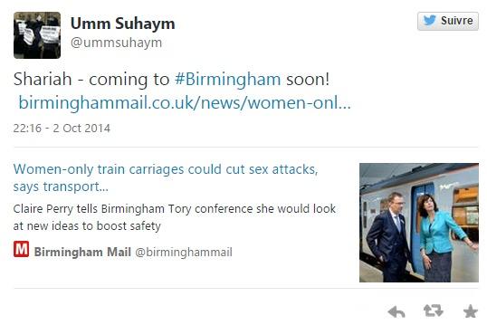 Londres: ¿dentro de poco vagones reservados a las mujeres en los metros?