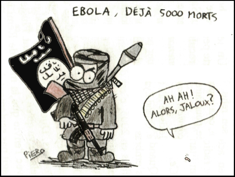 Ebola, mort à tout-va