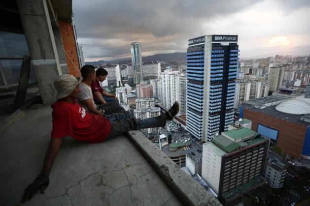 Crédit Jorge Silva / Reuters