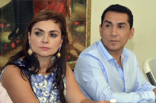 Maria de los Ángeles Pineda y José Luis Abarca - Crédit Alejandrino Gonzalez