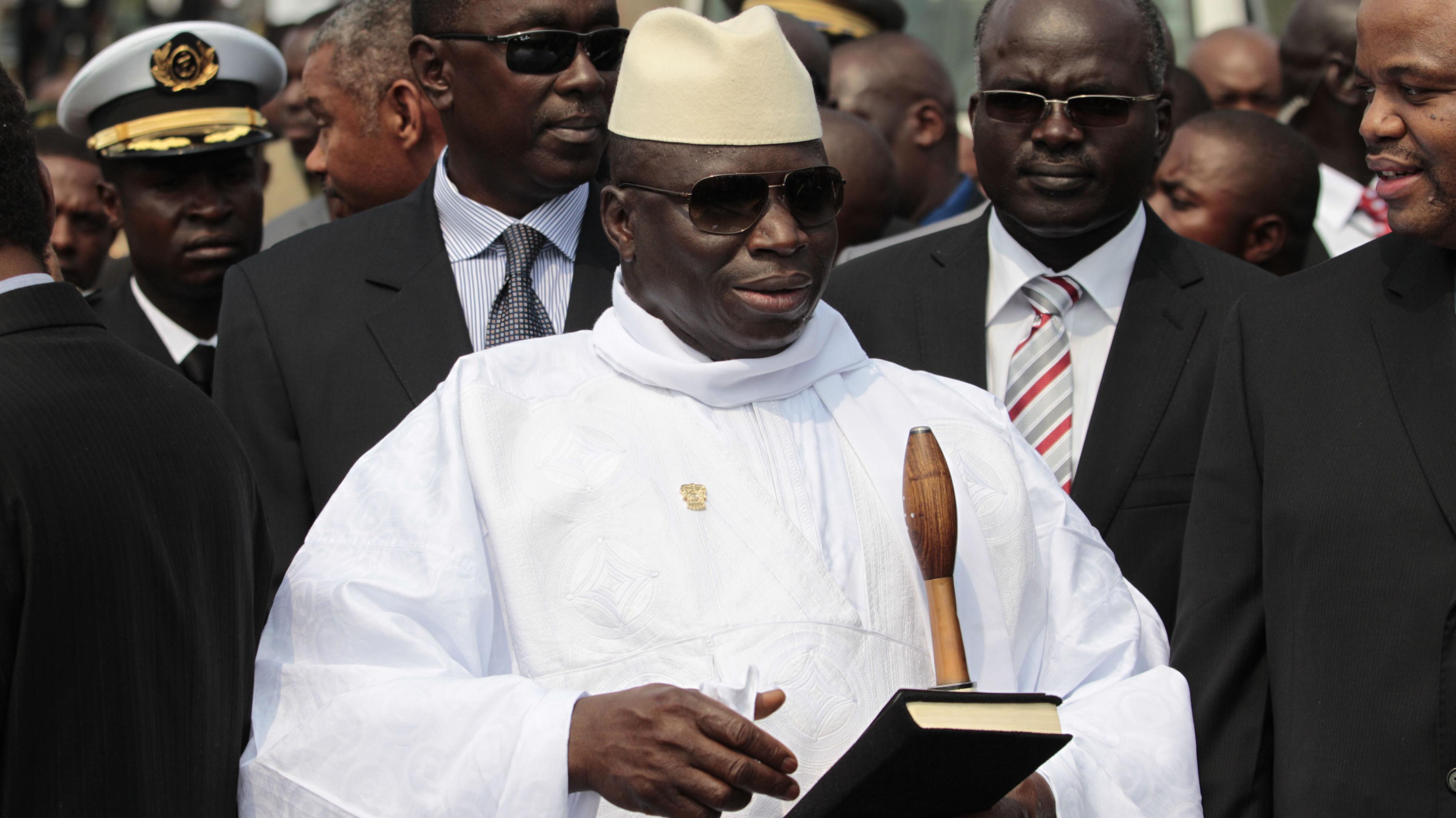 Gambia: tentativa falhada de golpe de Estado e repressão sanguinária