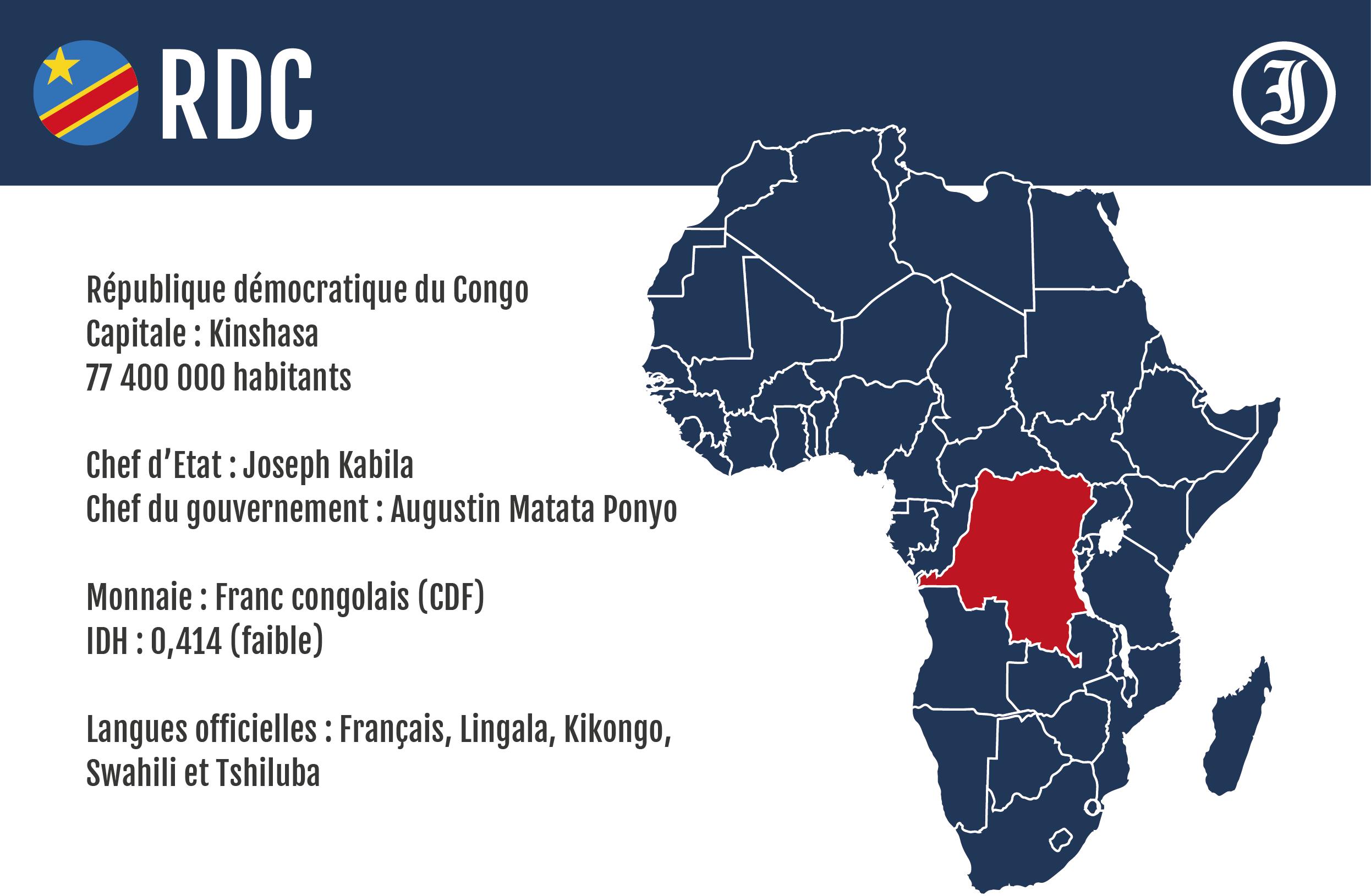 RDC : déjà 1500 cas de choléra en 2015