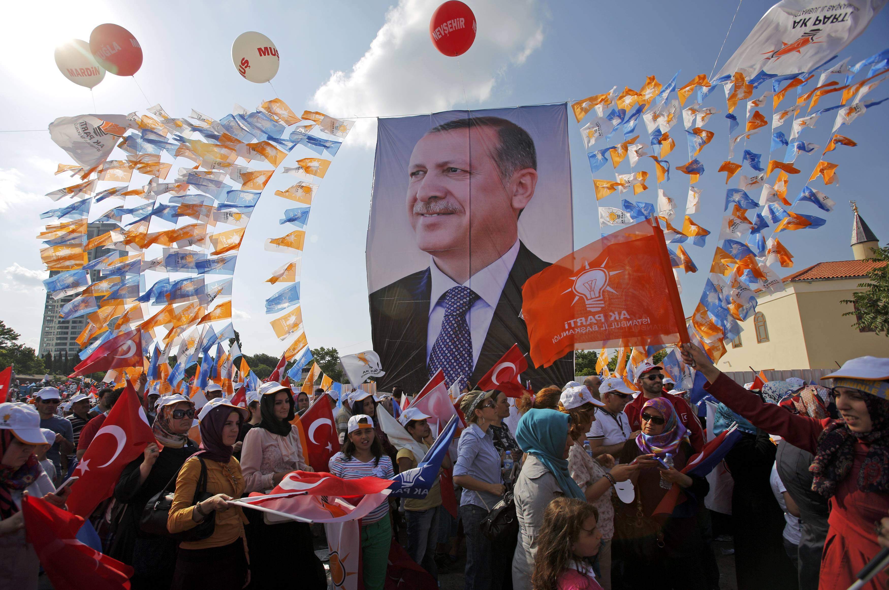 Crédit Murad Sezer / REUTERS