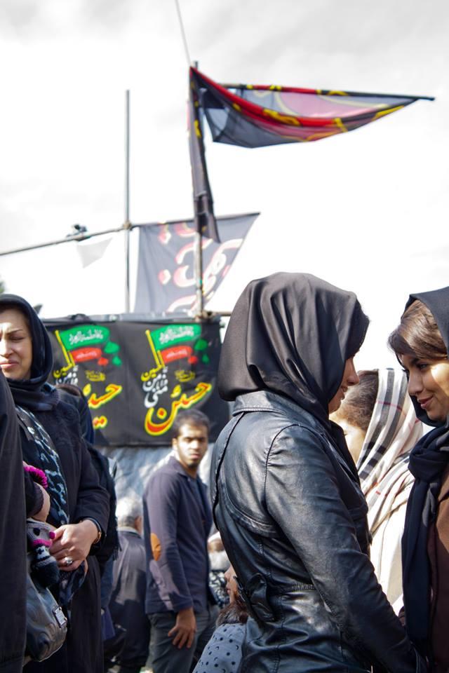 Au festival de l'Ashura - crédit Regimantas Dannys
