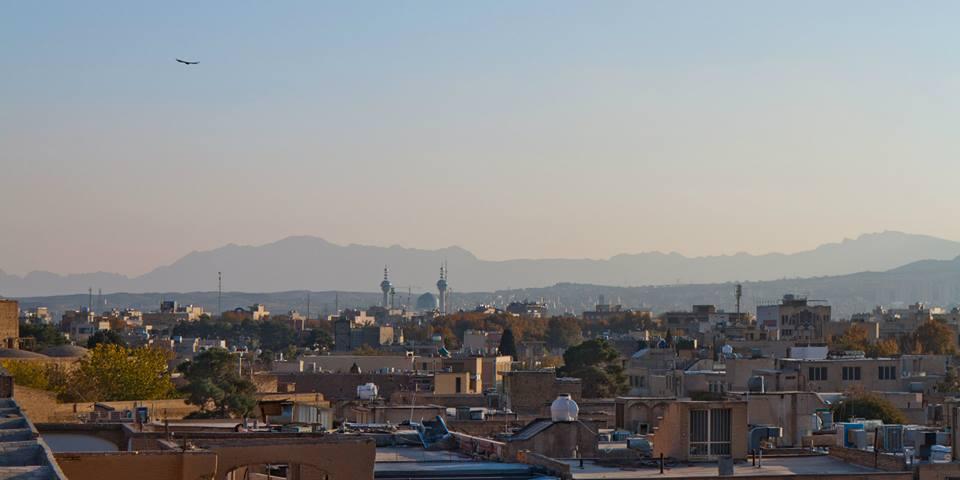 Vue sur Isfahan - crédit Regimantas Dannys