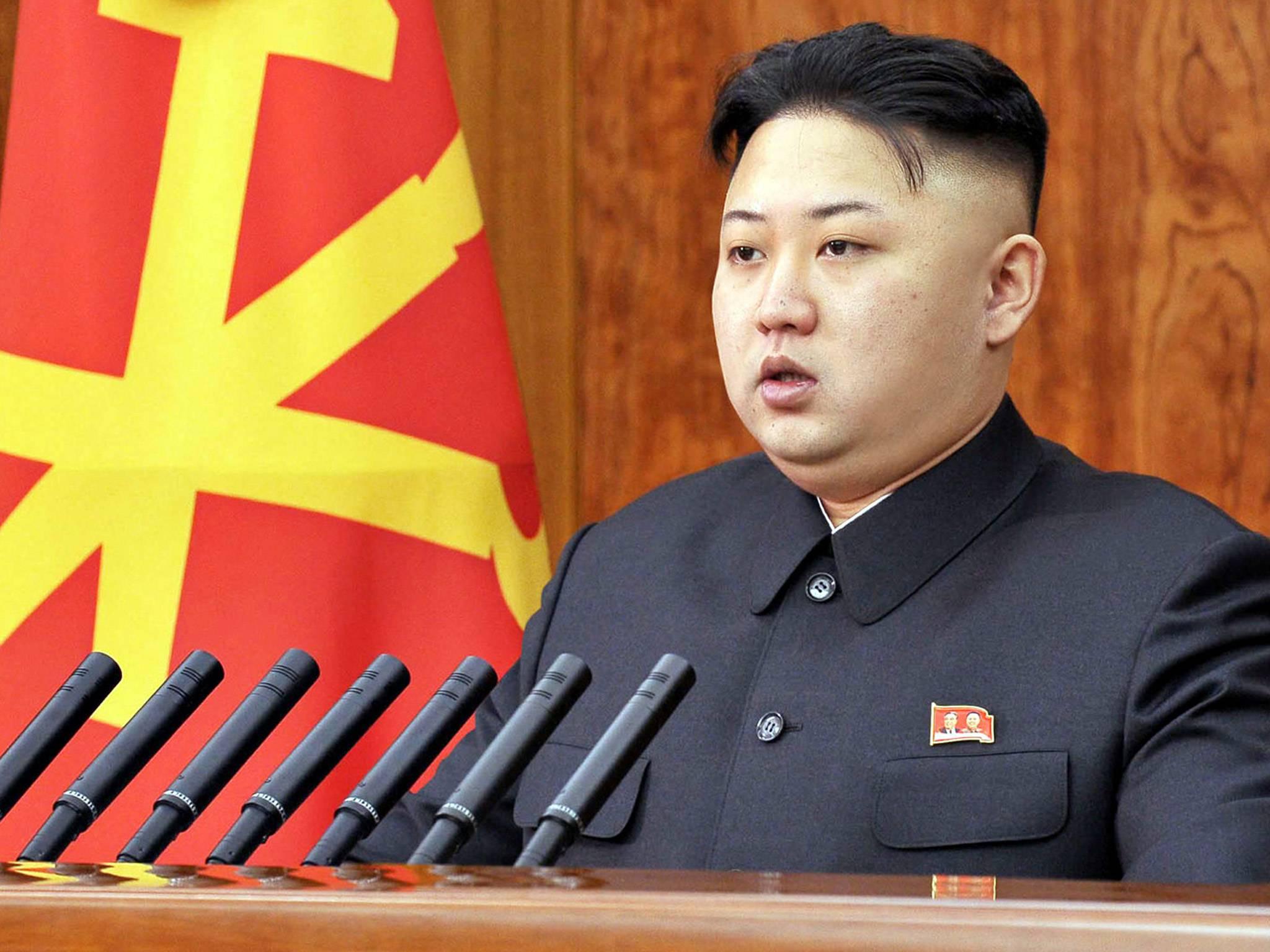 Kim Jong Un a assisté à ce tir d'essai - Crédits DR