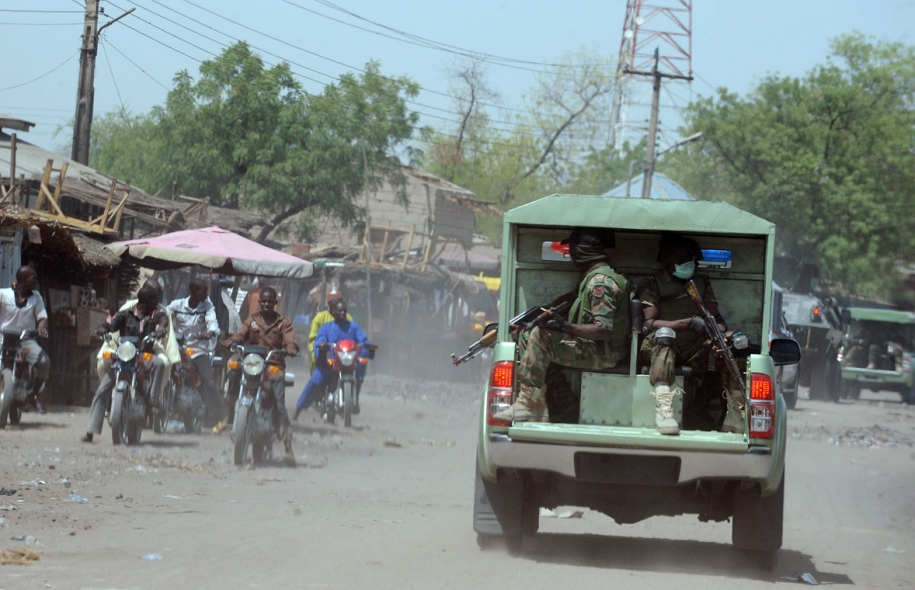 Crédit AFP/Pius Utomi Ekpei