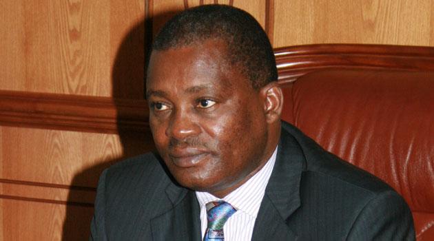 Le président de l'Assemblée nationale du Kenya Justin Muturi - Crédit : DR