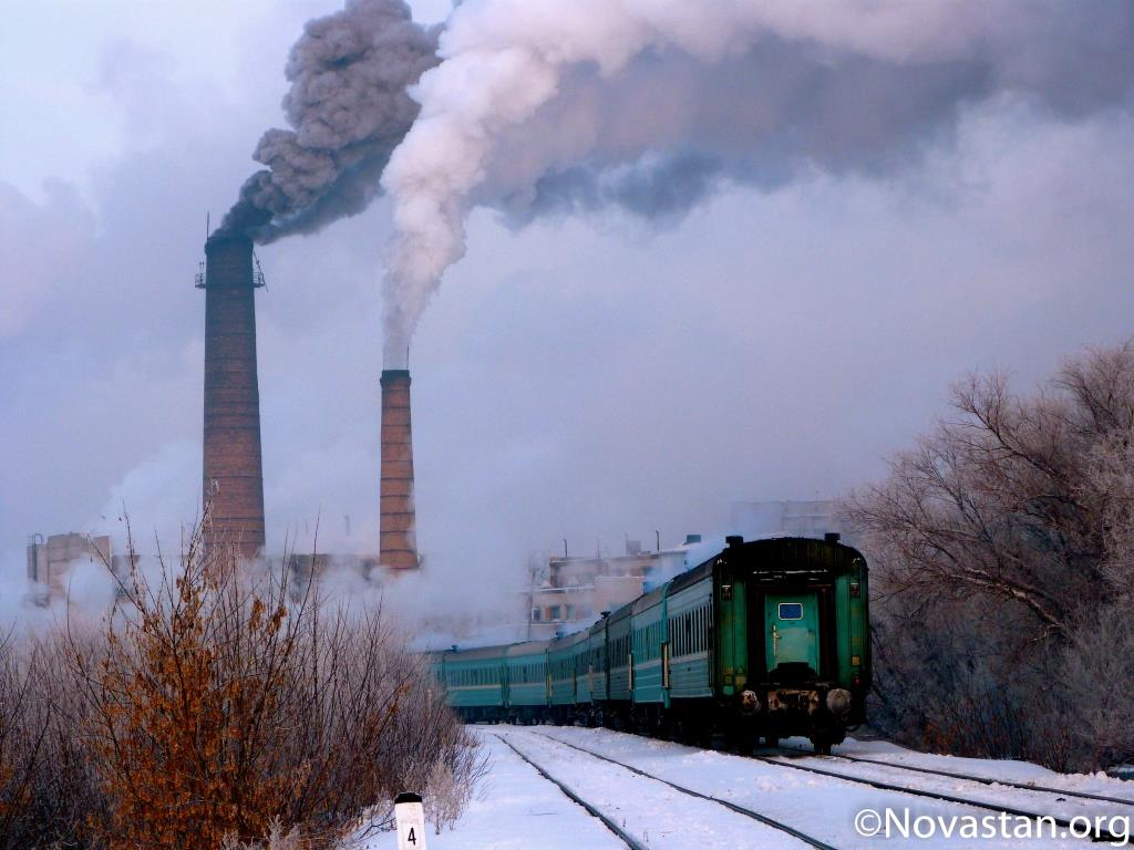 A Sémipalatinsk, au Nord-Est du Kazakhstan. Crédit : Anatole Douaud