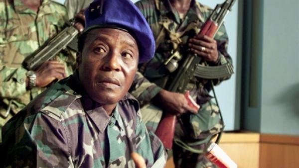 Le commandant Anselme Séka Yapo - Crédit : DR