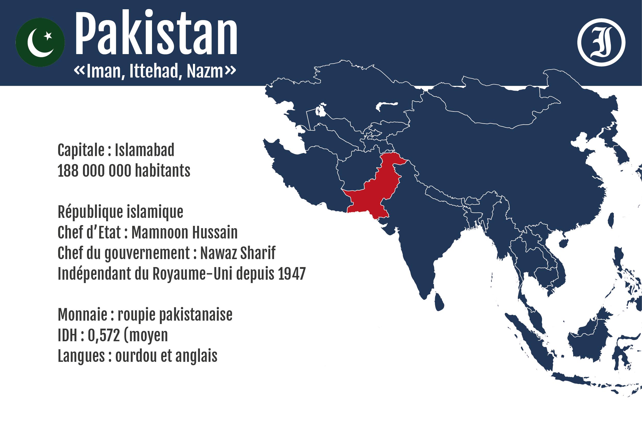Pakistan, trêve d'un mois sur les exécutions