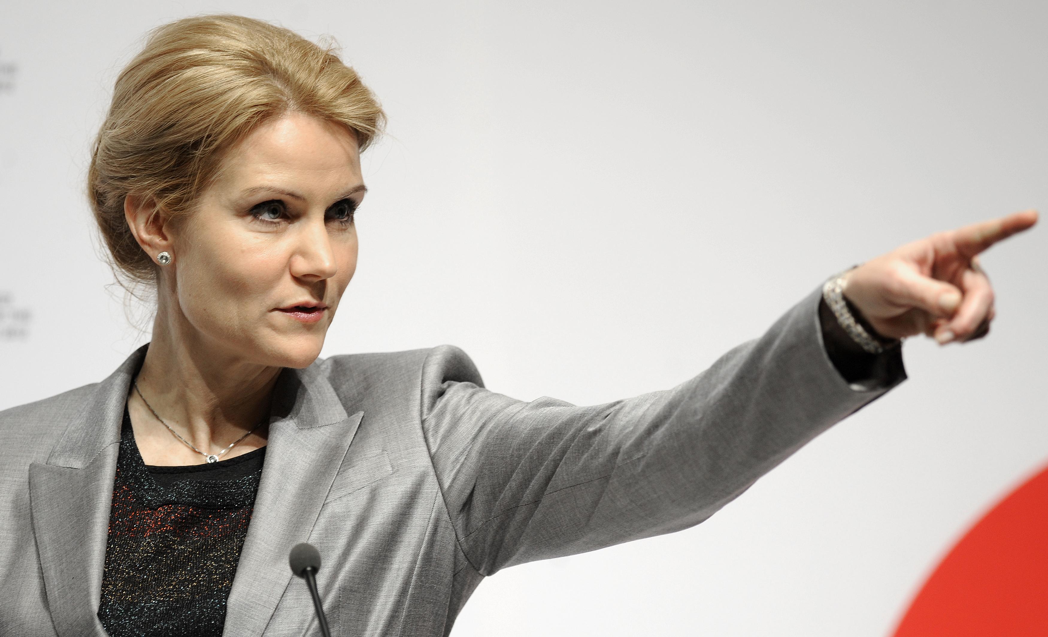 Helle Thorning-Schmidt - Crédit : DR