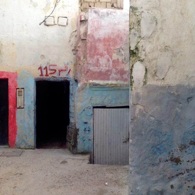 À Azemmour, une petite ville côtière du Maroc - Crédit : Jenny Gustafsson