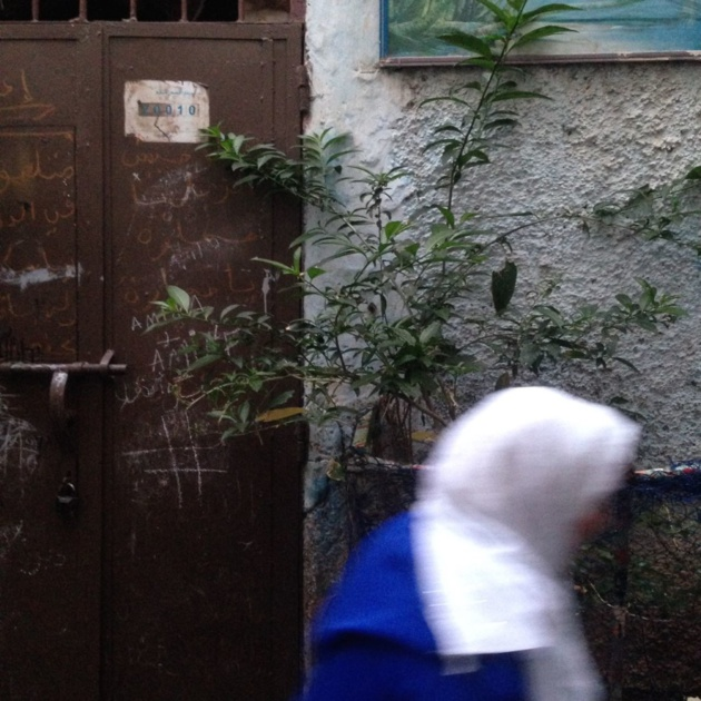 En rentrant à travers la médina de Casablanca - Crédit : Jenny Gustafsson