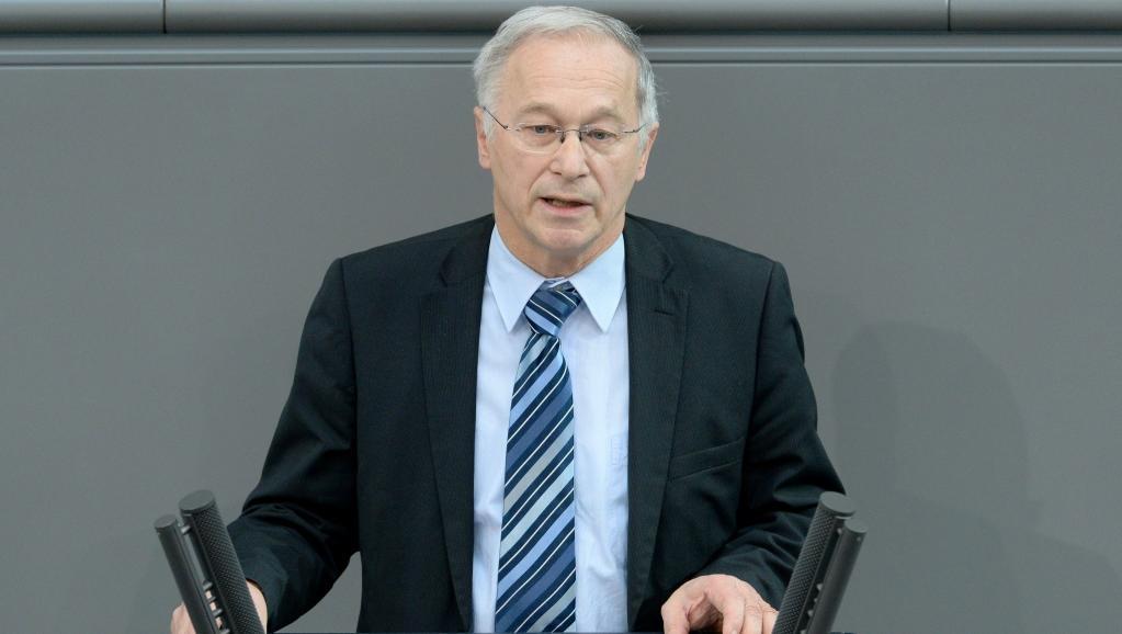 Crédit Bundestag allemand / Achim Melde