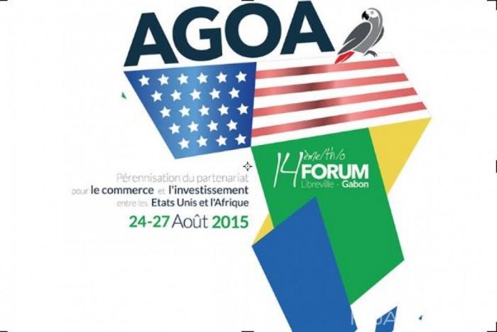 Gabon : ouverture du forum 2015 sur l'Agoa à Libreville