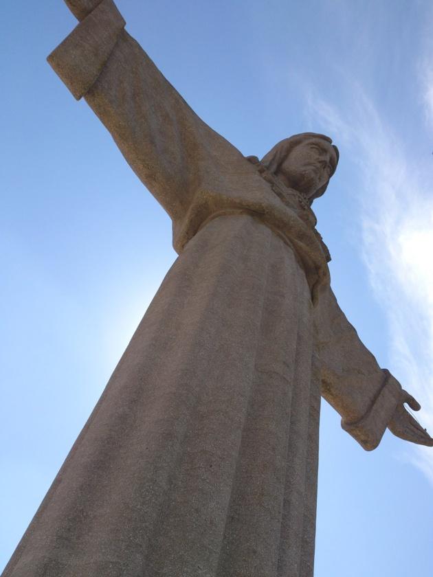 Cristo rei - Fonte : James le Calvez