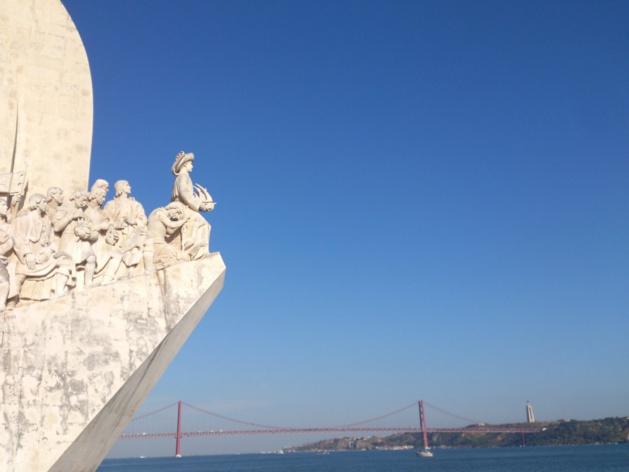 Monumento a los Descubrimientos - Crédito : James le Calvez