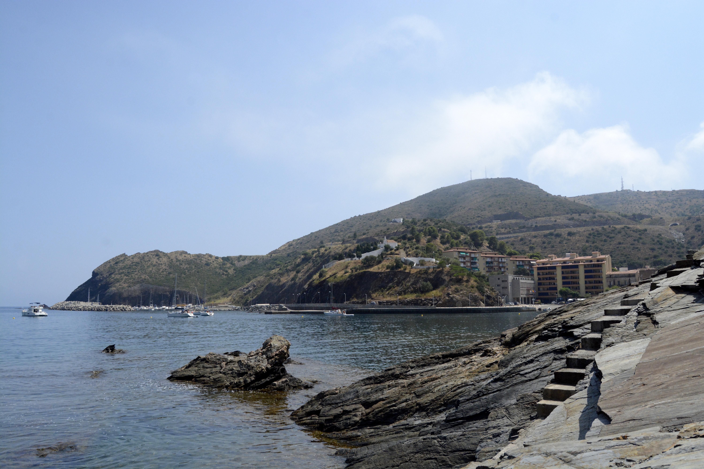 « La Punta del Pi » sur fond de la ville. Crédit Auriane Guiot