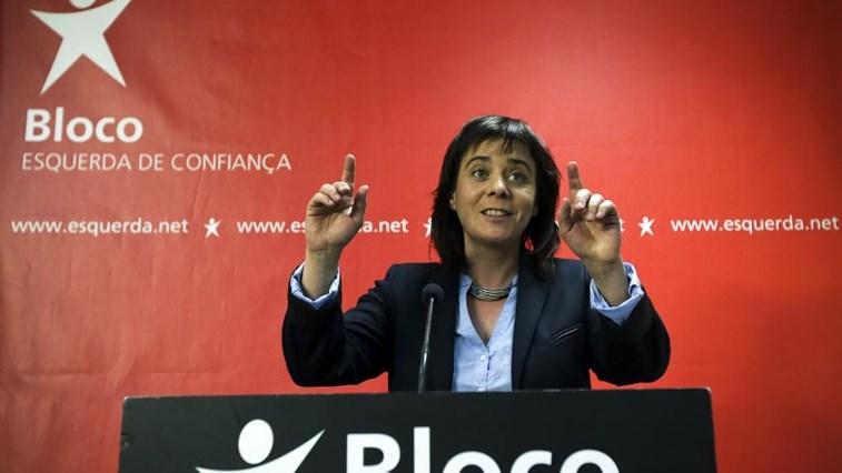 Catarina Martins (BE). Source: Correio da Manhã