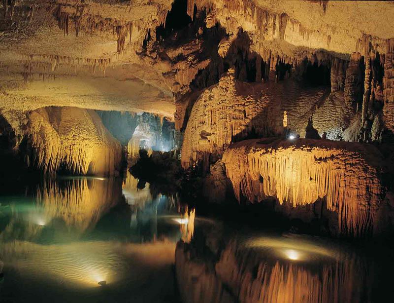 Grotte de Jeïta - Crédit DR