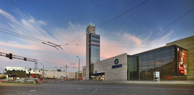 Panorama da via Satekles. Fonte DR