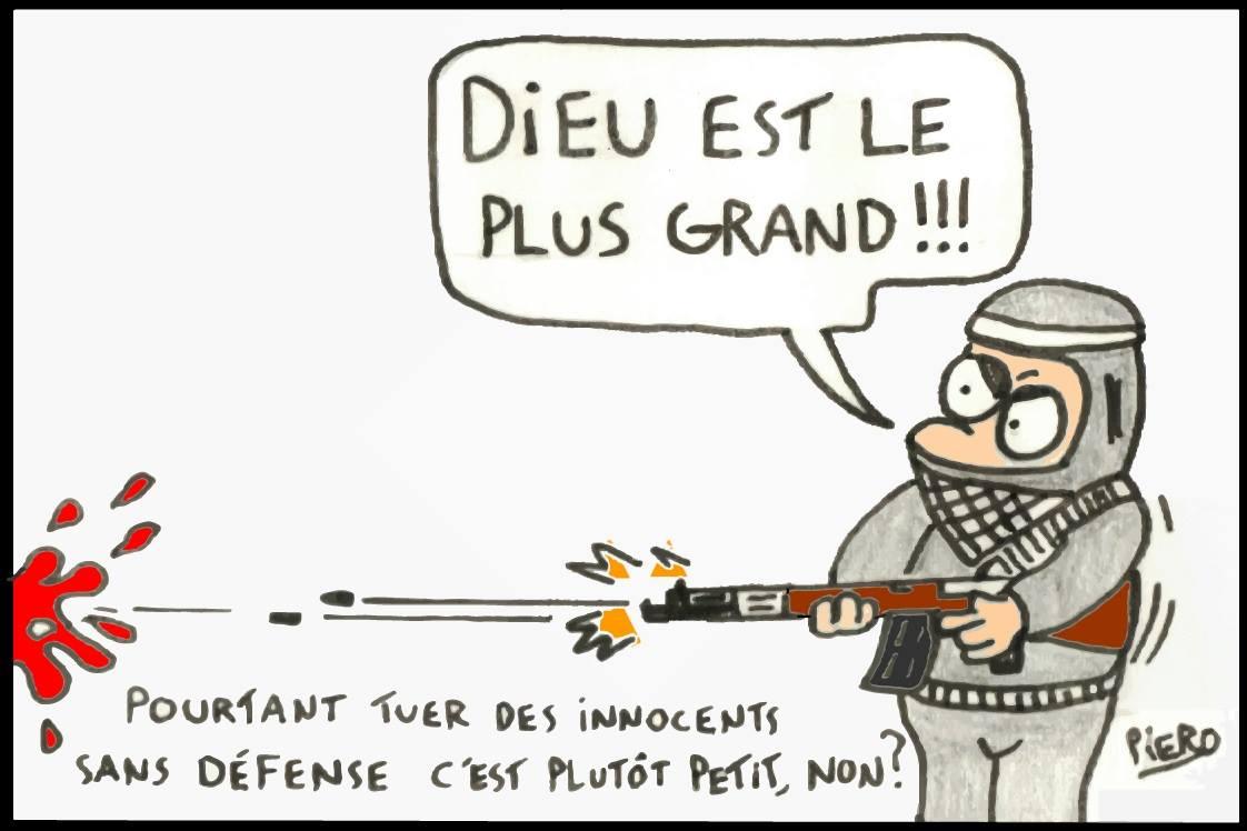 Paris sous les balles, à qui la faute ?