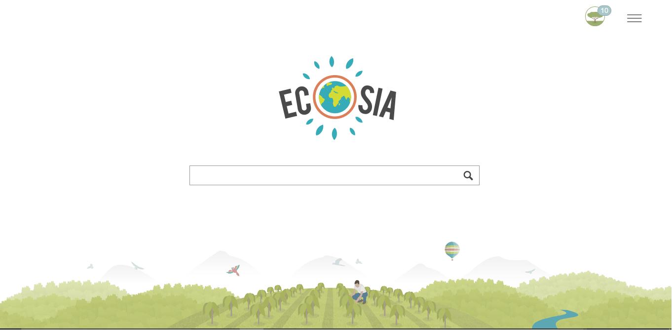Crédit Ecosia