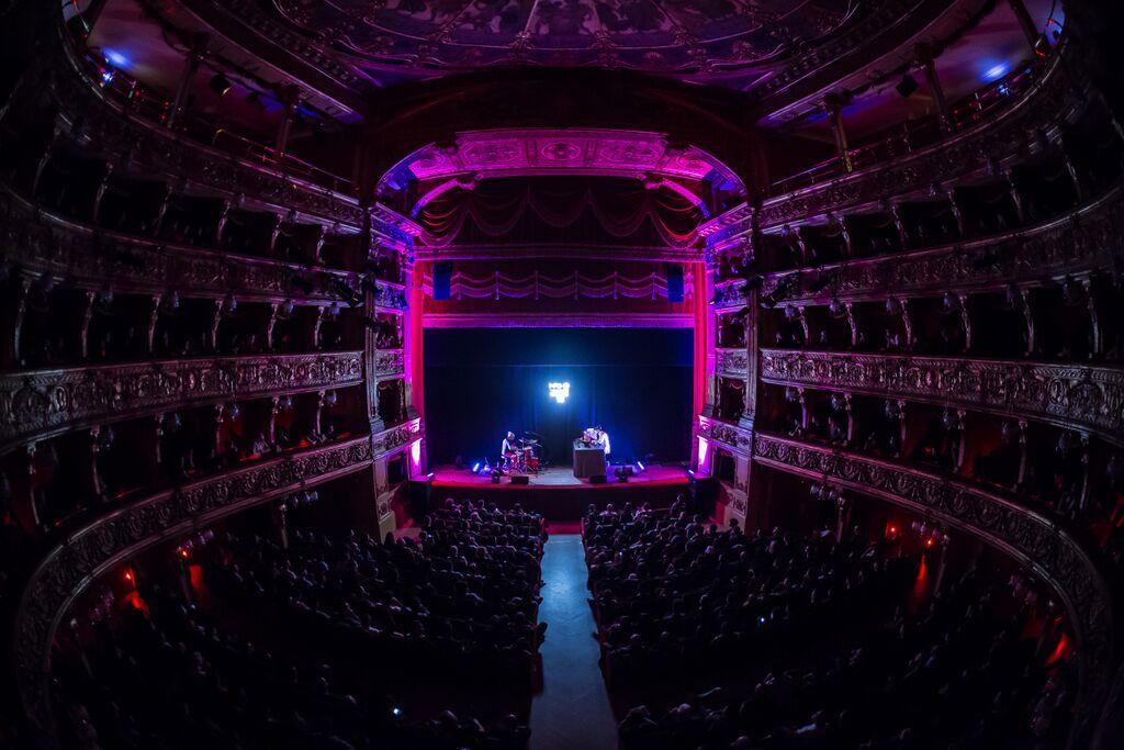 Théâtre Carignano – Crédit DR