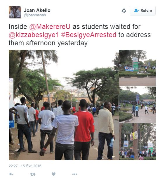 Ouganda : un sprint final plein de rebondissements