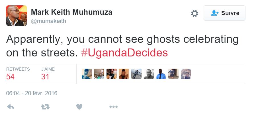 Ouganda : une victoire en demi-teinte pour Museveni