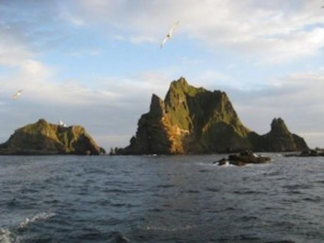 Les rochers de Liancourt (Crédits Rachouette)