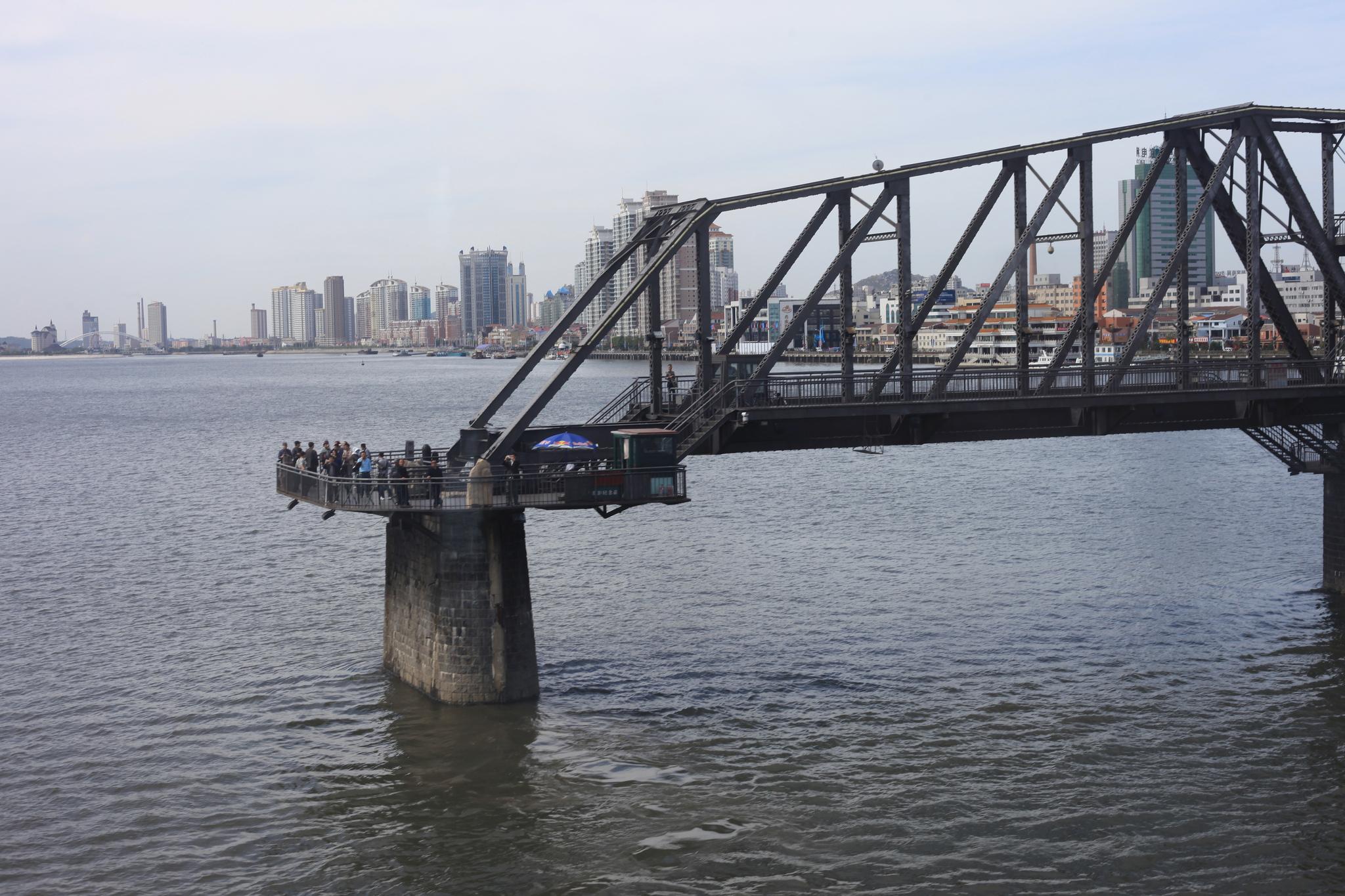 Pont de la Chine à la Corée. Crédit Huseyin / Flickr (CC BY)