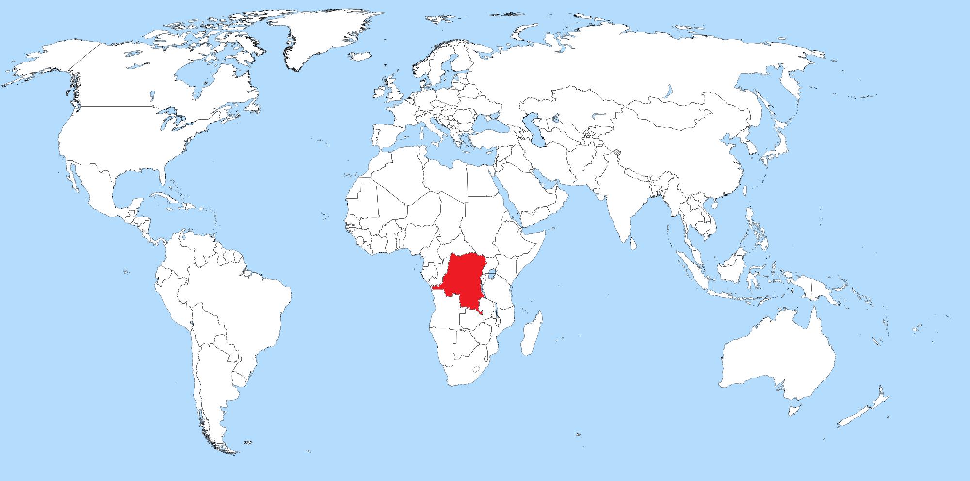 Une tentative de « Nuit Debout » à Kinshasa