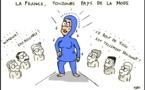 Polémique internationale autour du burkini