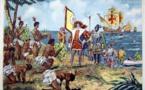 La Une historique du 12 Octobre - La découverte des Indes