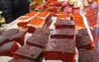 EUROCHOCOLATE : Pérouse noyée dans le Chocolat
