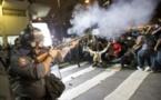 Brasil: Manifestação pacífica vira campo de batalha após repressão da polícia militar