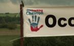Pologne:  à Zurawlów, les paysans se battent contre l'implantation du pétrolier américain Chevron