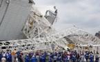 Brasil : Morte na Arena Corinthians
