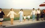 La Voie balte : une chaîne humaine qui inspire toujours