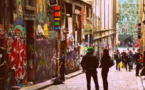 Melbourne, « the place to be » ?