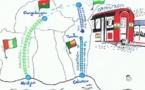 Le Niger sur les rails